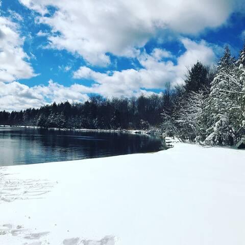 Pocono Mountain Getaway - Lake Naomi