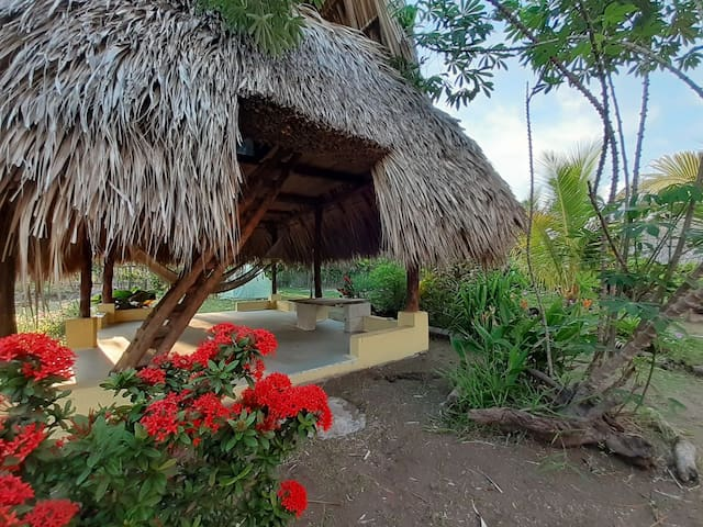 PrivateTropical cabin