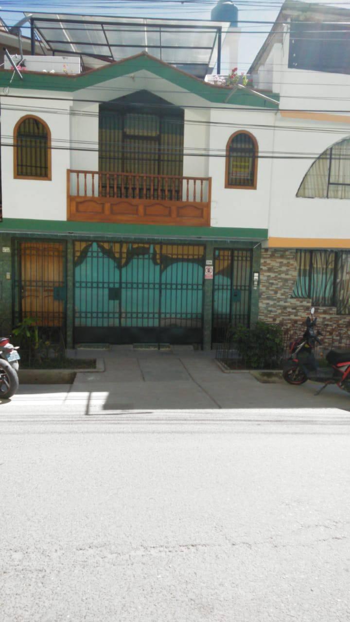 Departamento frente al C.C El Quinde.
