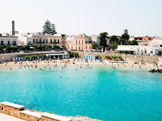 Villetta Santa Maria Al Bagno (10km  da Gallipoli) - Santa Maria al Bagno - Vakantiewoning
