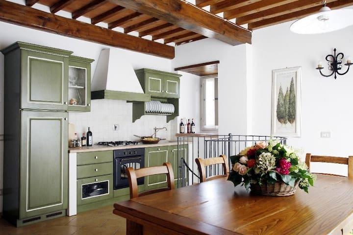 PIAN DE' NOCI IN CHIANTI  - Cantina - San Casciano In Val di Pesa - Apartment