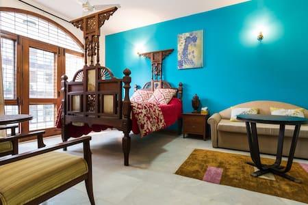 Happy home !- Posh south Delhi Apt. - New Delhi