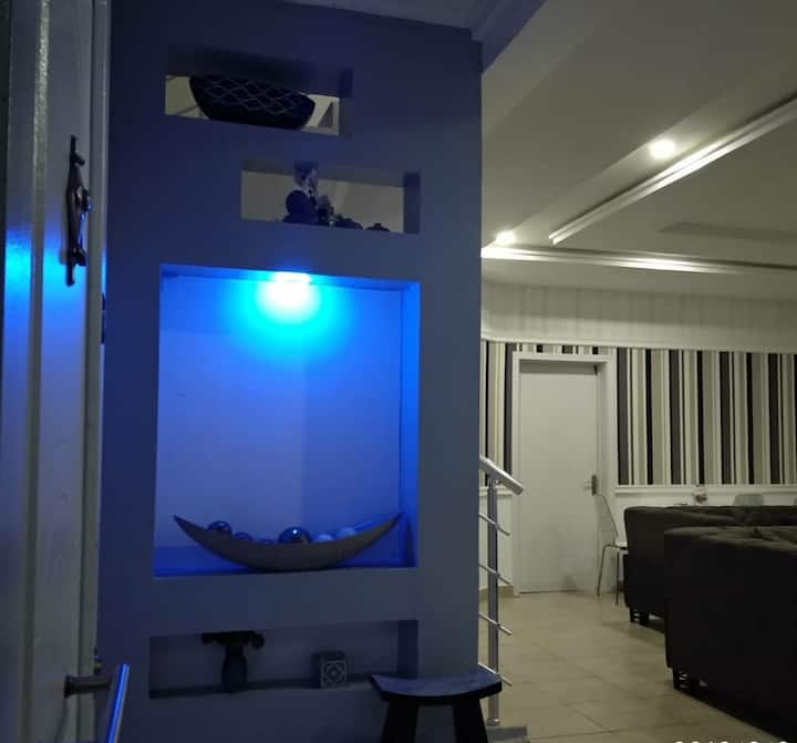 Chic Room, Luxury Bath, WiFi+Private Terrace Lekki