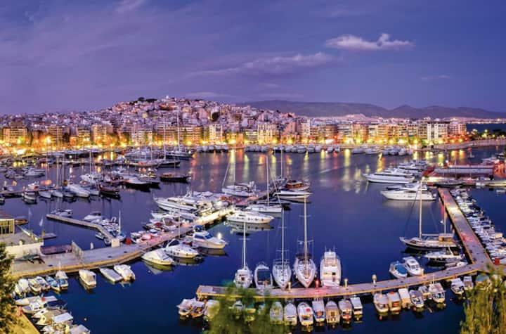 Piraeus Small Apartment next to the sea