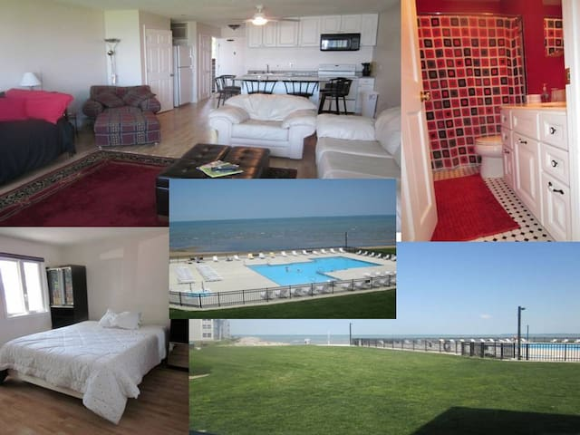 Lake/Beachfront-See weekly rates! - Port Clinton - Ortak mülk