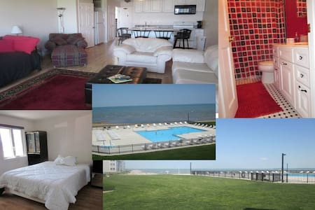 Lake/Beachfront-See weekly rates! - Port Clinton - Kondominium