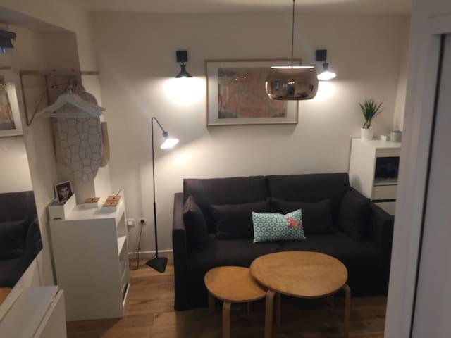 Joli studio au cœur de Montmartre