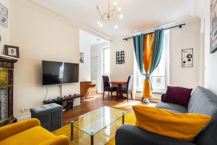 Appartement luxe, à Paris 16