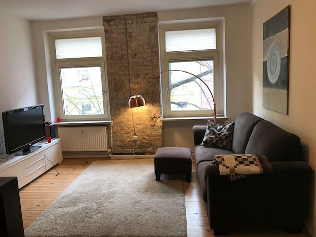 Cozy 1 bedroom in the heart of Neukolln