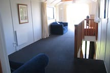 Lounge looking towards balcony