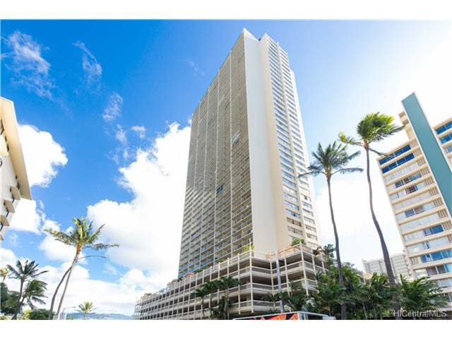11 Middle of Waikiki, Shoping, Dining, Nightlife - Honolulu - Flat