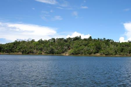 Magical place to relax and enjoy real nature! - Mata de São João