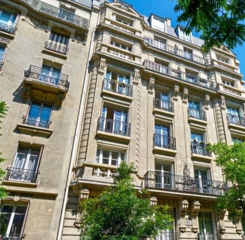 Appartement haussmannien 15e Arrondissement