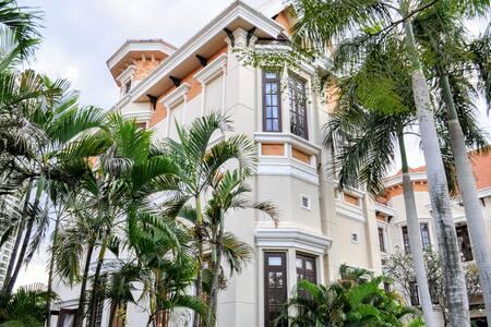#Charming Villa in Saigon#5 suites#Good Lacation - Ho-Chi-Minh-Stadt - Villa