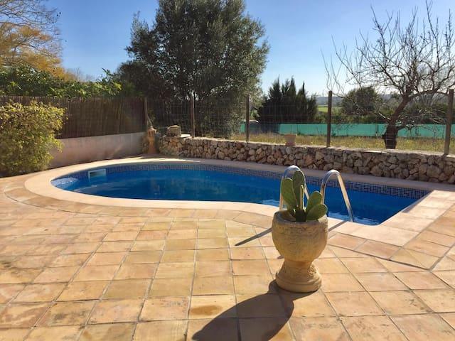 Ca´n Fonoll - casa de pueblo en Pla de Mallorca