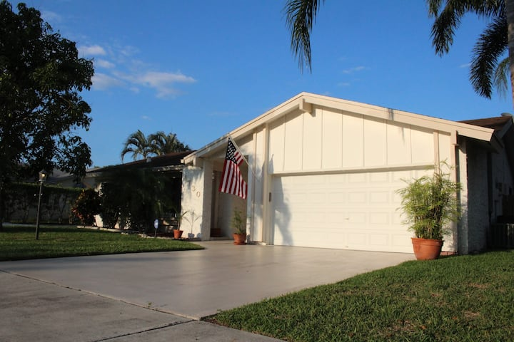 Beautiful Floridian Vacation Home