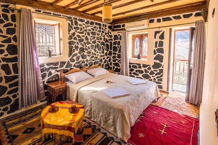 riad atlas 4 seasons - Imlil - Bed & Breakfast