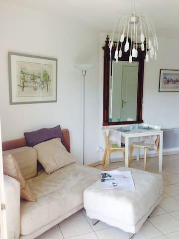 Studio confortable à Tassin - Tassin-la-Demi-Lune - Appartement