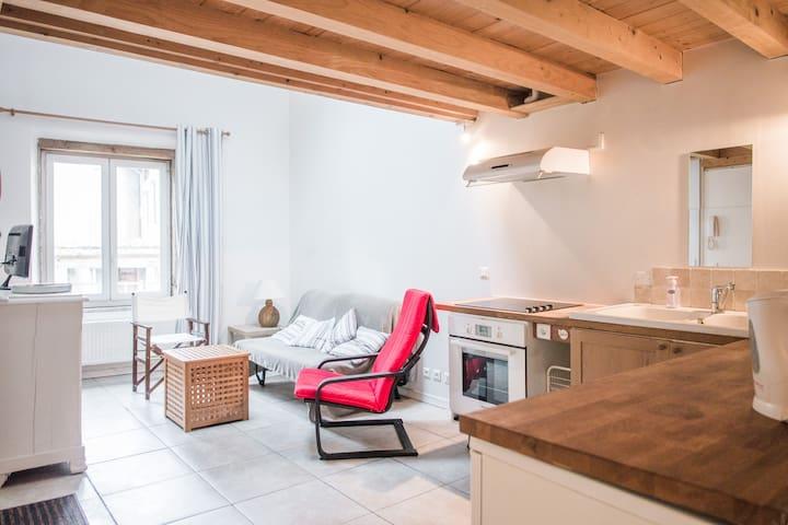"""Saint Cyr au Mont d'Or 《L""""ATELIER》 Duplex de 40 m2"""