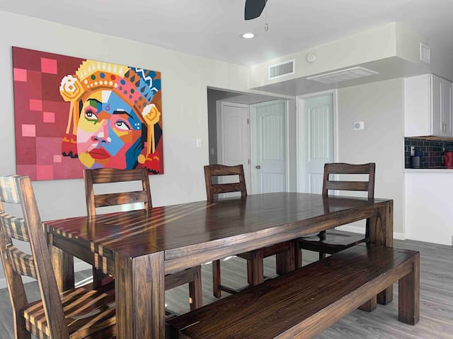 4 bedroom condo near Old Town Scottsdale and Tempe