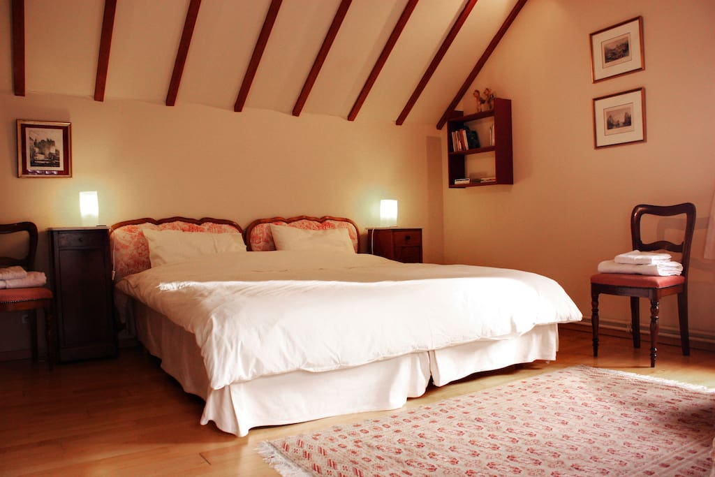 B b charm 39 n bruges chambre terre vin chambres d for Chambre d hotes bruges