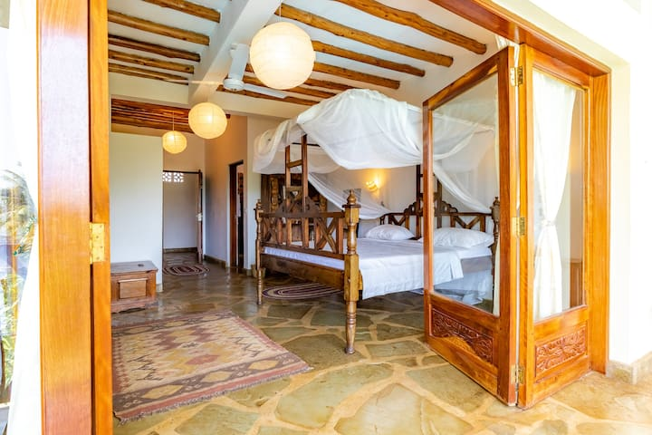 Kitesurf Villa - Luxury room (A/C)