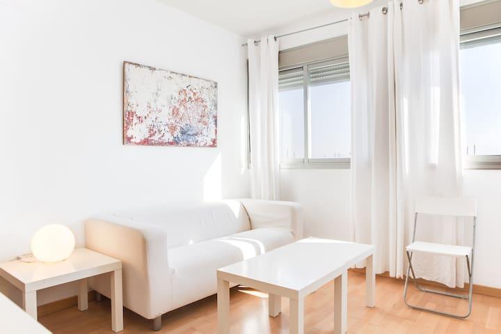 Apartamento Estadio Mediterráneo - Almería - Apartemen