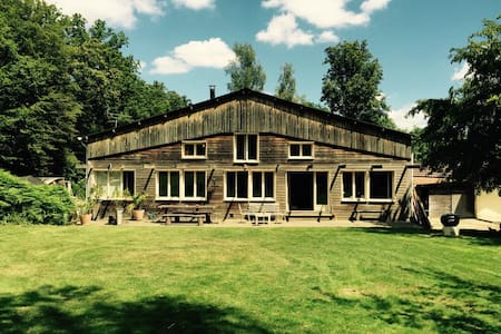 Wonderful Forest House 40 minutes from Paris - Haus