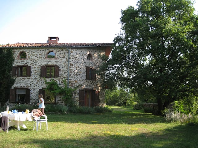 Belle maison au coeur de l'Auvergne