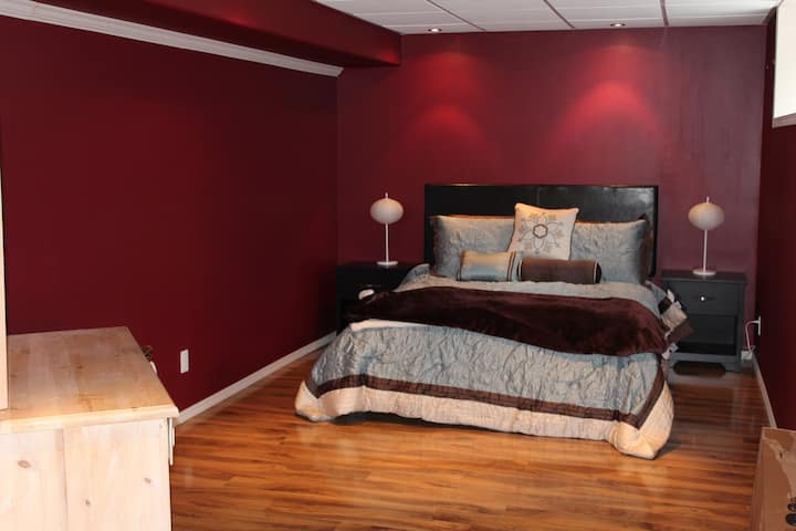 Comfortable home for Longer term Stays