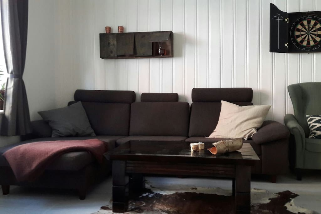 New big couch