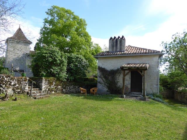 Le Pech de Valprionde - Valprionde - Rumah