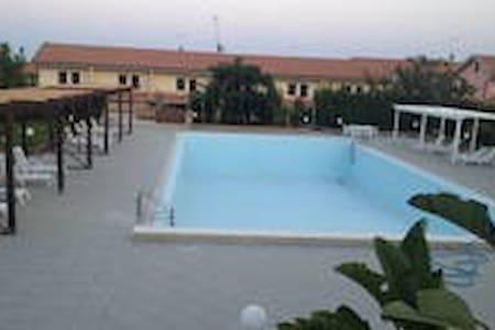 residence con piscina 200m dal mare (3) - Borgia