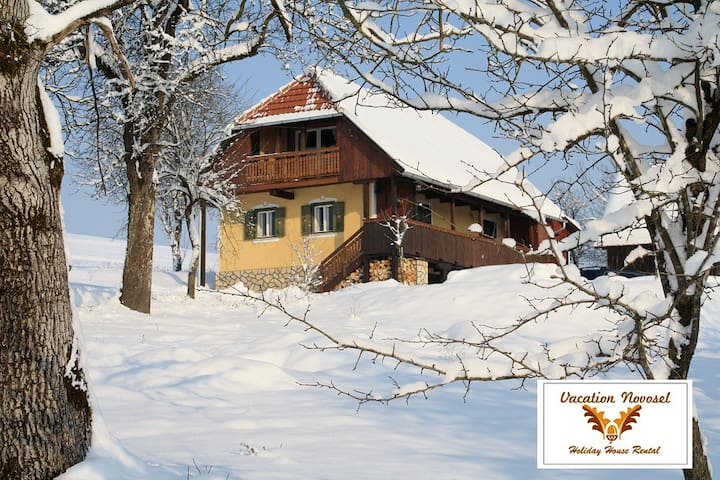 Holiday House Novose(URL HIDDEN) 1903 - Duga Resa - House