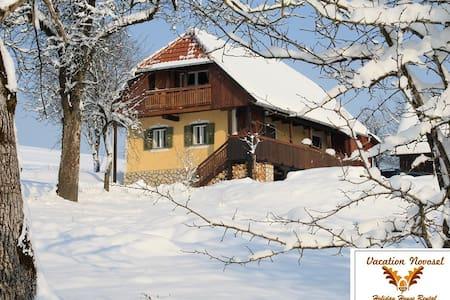 Holiday House Novosel * * * *  1903 - Duga Resa - 独立屋