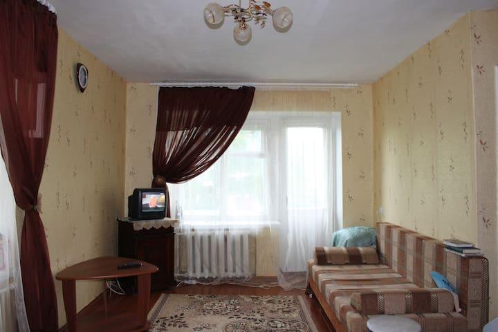 """Сдаю в санатории """"Красноусольский""""  - Krasnousolskiy - Apartment"""