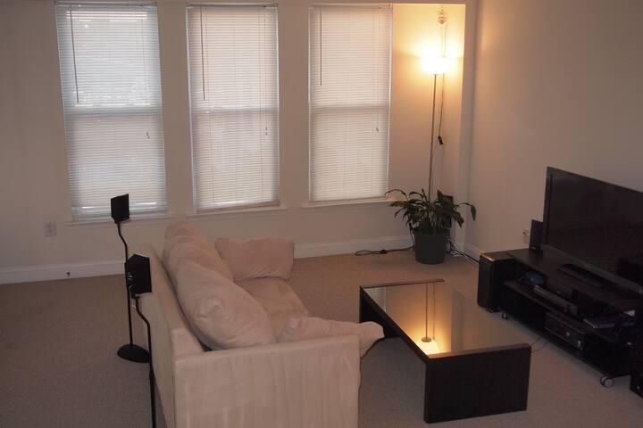 Apartment at Exchange Place - Джерси-Сити - Квартира
