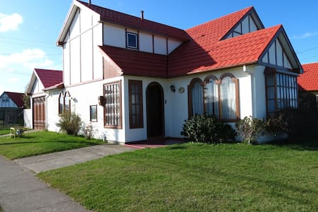 1.Single Room in WaterfrontHouse/Hab. Individual - Punta Arenas - Dům