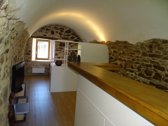 STUDIO MAISON VILLAGE A 10mn MER - Ventiseri - House