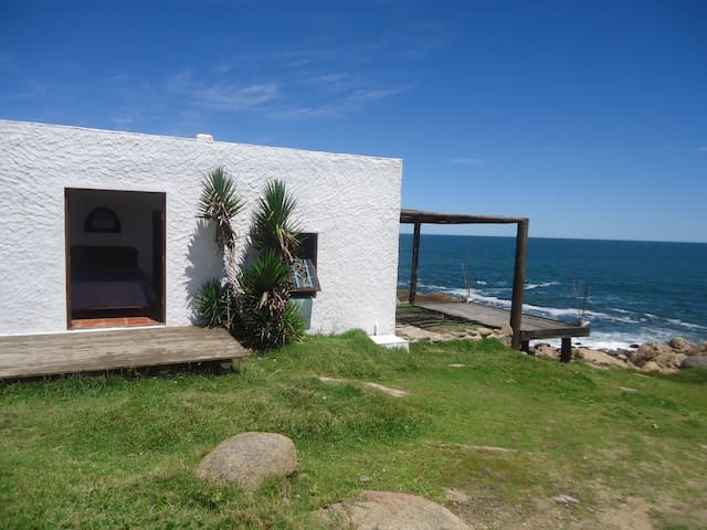 HOUSE FOR RENT , march to december - Cabo Polonio - Casa