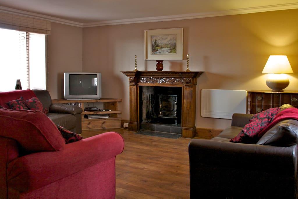 Middle floor sittingroom