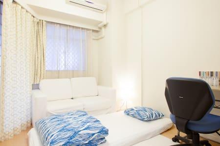 Cozy Room betw. Shibuya & Shinagawa