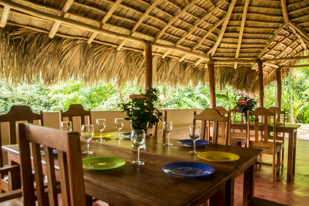 our restaurant area for group dinners or private parties