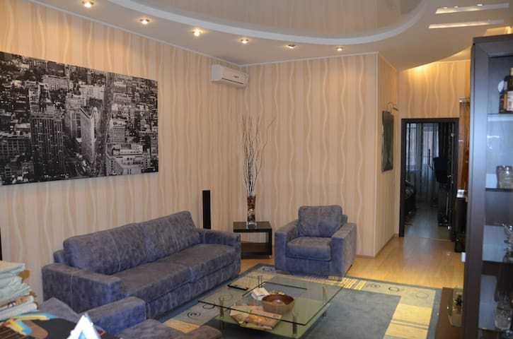 LikeHome Apartment SpasMost 1 bedroom