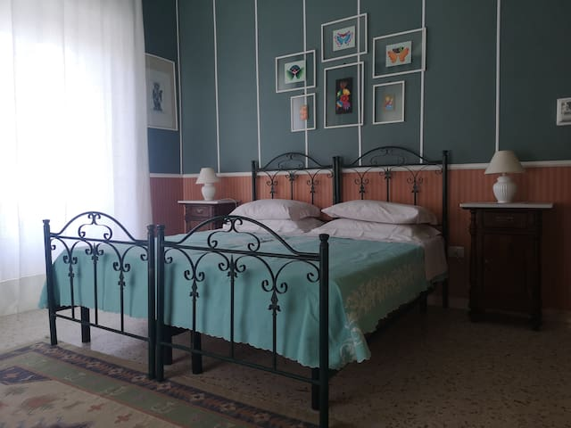 Residenza Ducale | Camera verde