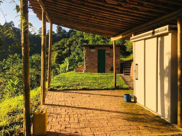 Plateau Farm Campsite 2, Janda Baik