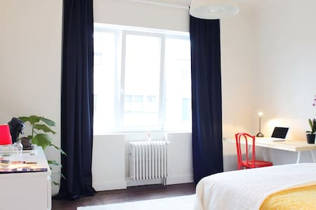New & clean apartment top location - Ghent - 公寓