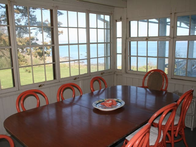 Seaside New England Summer Home - Plymouth - Ev