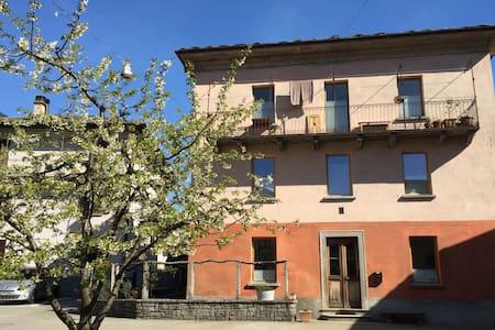 Casabiasca - Biasca - アパート