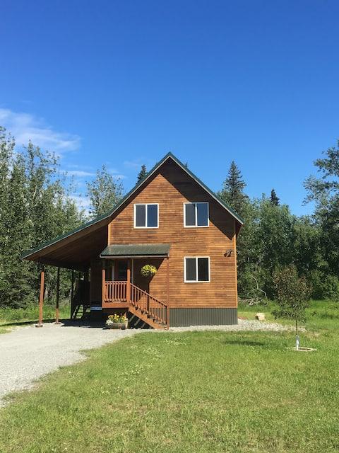 Rustic Moose Cabins
